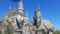 Universal Studios Hollywood Hogwarts