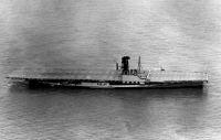 USS Wolverine (IX-64) 1943