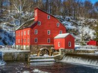 Red Mill, Clinton, NJ