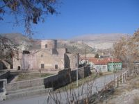 The church in th village of Sille, Central Turkey