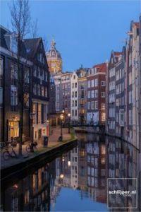 Amsterdam, Oudezijds Achterburgwal