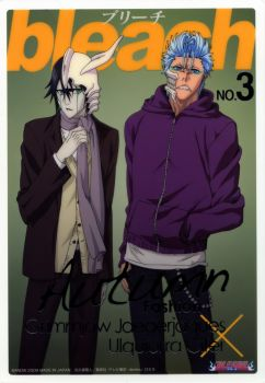 bleach No.3 autumn fashion
