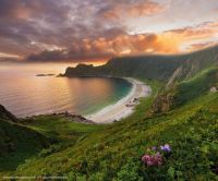 Høyvika Beach On Andøya, Vesterålen In Northern Norway, norway-photography-6__880