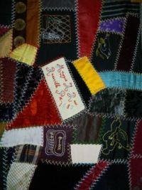 Quilt Panel Detail