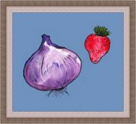 Onion - Strawberry