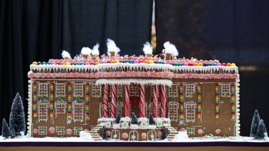 Gingerbread Whitehouse