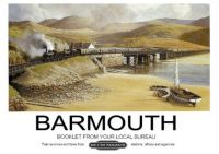 Barmouth. British Railways