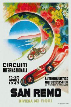 1947 Circuiti Internazionali San Remo