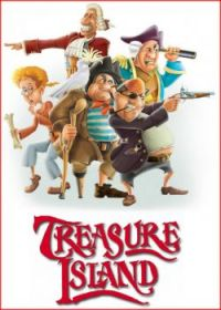 Treasure Island Cartoon Characters