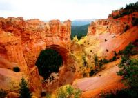 arch at bryce canyon