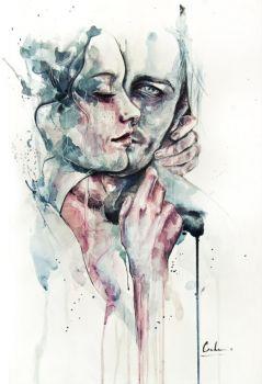 Watercolor Duet