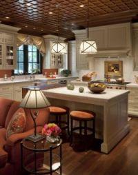 Peachy Kitchen
