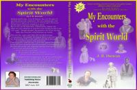 My Encounters Book Cover (Ex. Small)