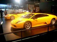Lamborghinis - Melbourne Motor Show 2003