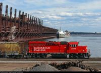 CP Eail GP20C CN Ore Dock 6 Duluth, MN May 03, 2018