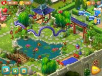 Playing gardenscapes 540