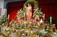 March 19 - St Joseph's day altar