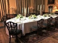 Dining Room, Downton Abbey Exhibit