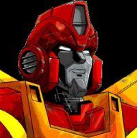 Autobot Hotrod G1