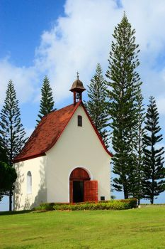 Tiny Chapel  --  Cabo Rojo, Puerto Rico.....
