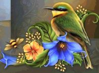 Beautiful Birds & Blooms Series