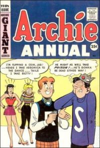 Archie 11th annual