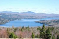 MAY 2012 PITTSBURG NH LOOKING OVER 1STCONNLAKE