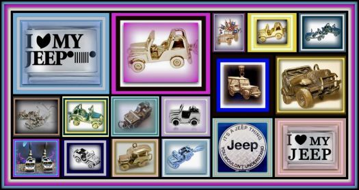 THEME - Wheels - Jeep Jewels from Rocks to Riches