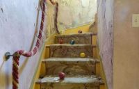 """""""Clown House"""" Stairs"""