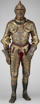Henry II Parade Armor