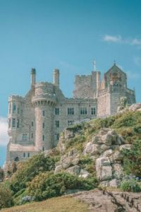St Michael's Mount, Mount's Bay, Cornwall