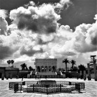 Mohammed V Mausoleum, Rabat, Morocco