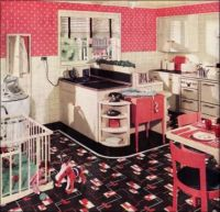 1930s-kitchen-pink