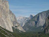 Classic Yosemite Valley Scene