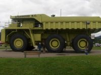 Biggest truck in the world
