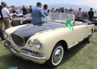 Fiat 1400 Vignale Cabriolet - 1951