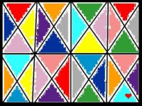 Some Colorful Triangles - Medium