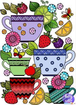 Cups Galore