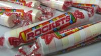 These are Rockets in Canada, not Smarties