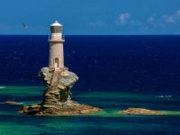 Tourlitis Lighthouse. Lemonakis Antonis