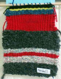 Kendall's weaving