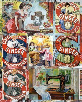 Vintage Sewing Room (743)