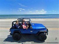 Jeep o' blobs / Key West