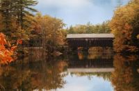 Amazing Maine: Babbs bridge