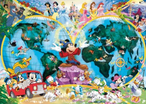 Disney 'Round The World