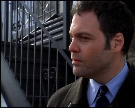Vincent D'Onofrio as Det. Bobby Goren in Law & Order:CI