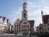 Marktplatz Biberach an der Riss