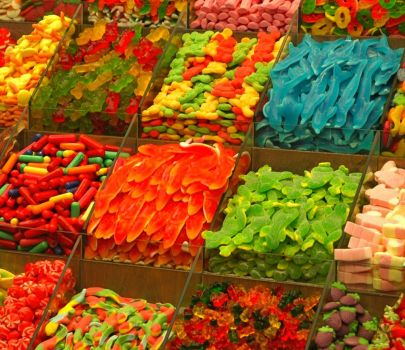 CANDY STORE, PIC 'N' MIX
