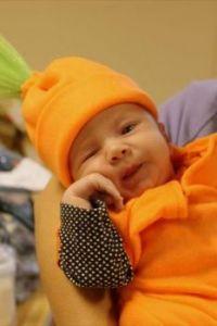 Halloween Carrot