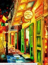 Goin' Back to New Orleans by Diane Millsap